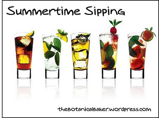 summertime sipping