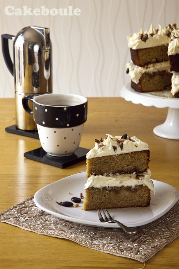 Irish Coffee Cake 2