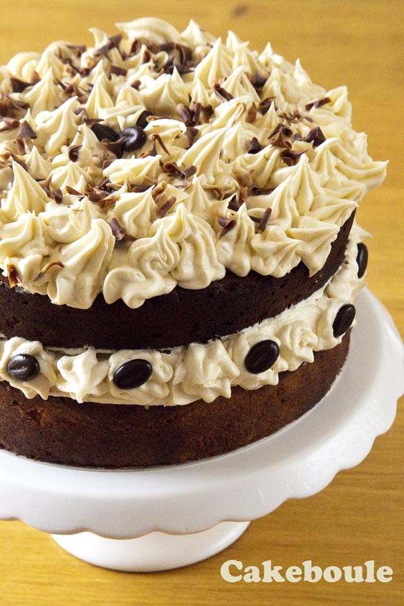 Irish Coffee Cake 4